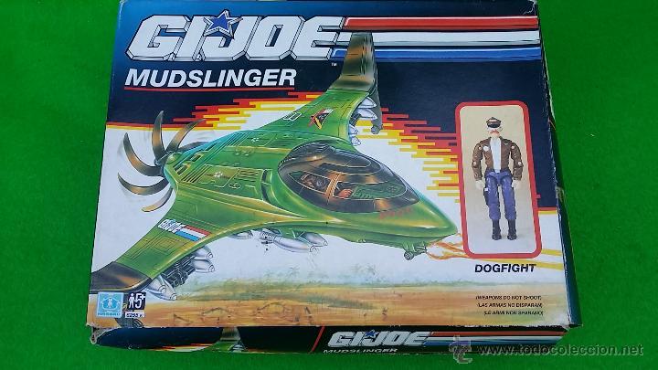 Figuras y Muñecos Gi Joe: GIJOE GI JOE MUDSLINGER - Foto 8 - 49913052