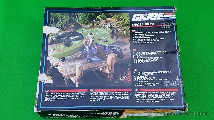 Figuras y Muñecos Gi Joe: GIJOE GI JOE MUDSLINGER - Foto 13 - 49913052