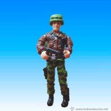Figuras y Muñecos Gi Joe: FIGURA GIJOE GI JOE 'GENERAL HAWK',10 CM, AÑO 1986.. Lote 50164442
