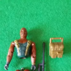 Figuras y Muñecos Gi Joe: FIGURA GIJOE GI JOE ROADBLOCK TIGER FORCE HASBRO 1988. Lote 50338883