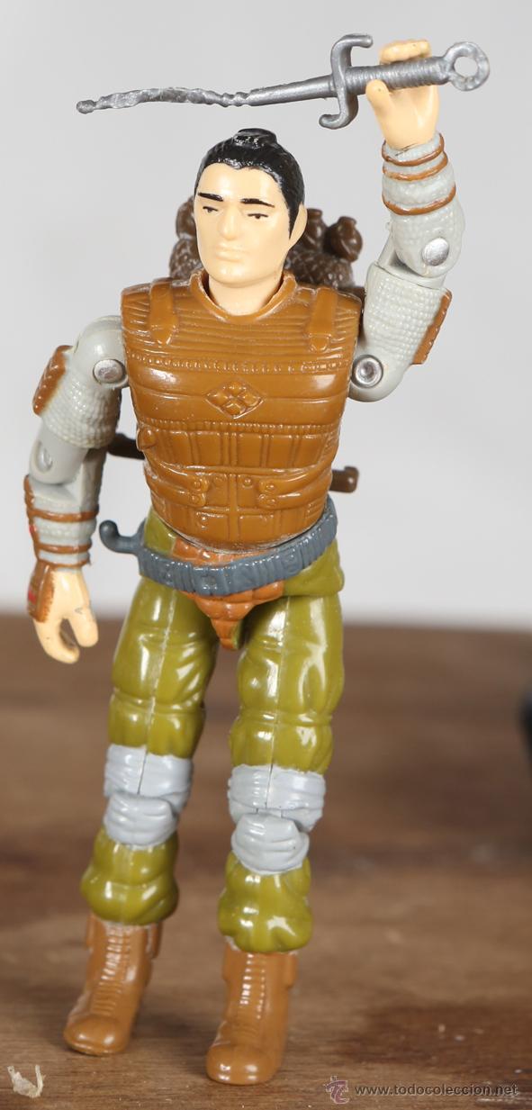 Gi-joe ninja, con arma