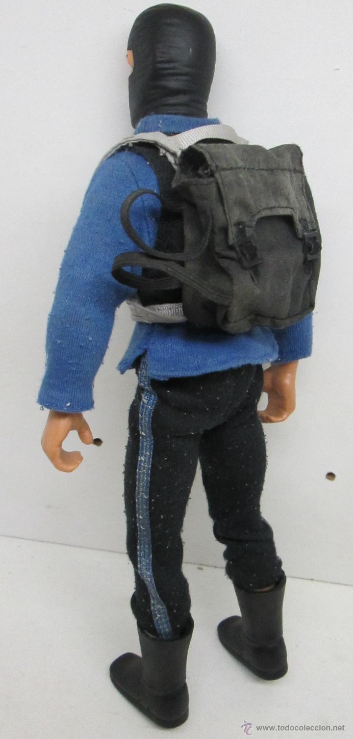 Figuras y Muñecos Gi Joe: GI JOE GIJOE SNAKE EYES 30 cmts. 12 pulgadas Hasbro 1992 - Foto 3 - 51041478
