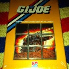 Figuras y Muñecos Gi Joe: GIJOE G.I-JOE ROMPECABEZAS EN CUBOS DE PLASTICO NUEVO. Lote 166492218