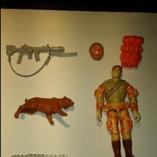 Figuras y Muñecos Gi Joe: LIDER Y MAX GIJOE GI JOE CON FICHA. Lote 52331880