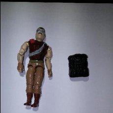 Figuras y Muñecos Gi Joe: SGT SARGENTO SLAUGHTER GIJOE GI JOE CON FICHA. Lote 123910062