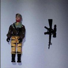 Figuras y Muñecos Gi Joe: FROSTBITE GIJOE GI JOE CON FICHA. Lote 52332225