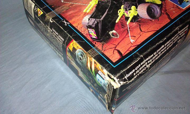 Figuras y Muñecos Gi Joe: VEHÍCULO DE ATAQUE GI JOE ATTACK CRUISER EN SU CAJA ORIGINAL DE HASBRO - GIJOE - - Foto 5 - 54997154