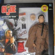Figuras y Muñecos Gi Joe: GI JOE AGENTE SECRETO- UNDERCOVER AGENT- MUÑECO REEDICION DEL AÑO 2002 EN CAJA. Lote 55371112