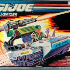 Figuras y Muñecos Gi Joe: GIJOE G.I.JOE GI JOE PULVERIZER HASBRO 1989 NEW IN BOX. Lote 62284668
