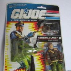 Figuras y Muñecos Gi Joe - FIGURA GI JOE, GIJOE, GENERAL FLAGG, AÑO 1991, EN BLISTER. CC - 72730415