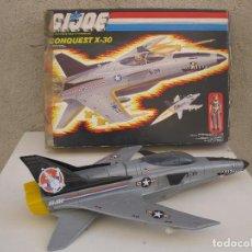 Figuras y Muñecos Gi Joe: CONQUEST X-30 - GI JOE - HASBRO - EN SU CAJA ORIGINAL - GIJOE.. Lote 74971307