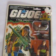 Figuras y Muñecos Gi Joe: FIGURA GI JOE SPIRIT, HASBRO, AÑO 1989, EN BLISTER. CC. Lote 75951939