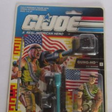 Figuras y Muñecos Gi Joe: FIGURA GI JOE GUNG HO, HASBRO, AÑO 1991, EN BLISTER. CC. Lote 75952691