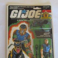 Figuras y Muñecos Gi Joe: FIGURA GI JOE MUTT, HASBRO, AÑO 1989, EN BLISTER. CC. Lote 76055475