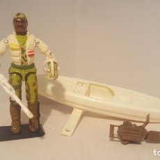 Figuras y Muñecos Gi Joe: FIGURA GI JOE - STALKER - 1989. Lote 84532600