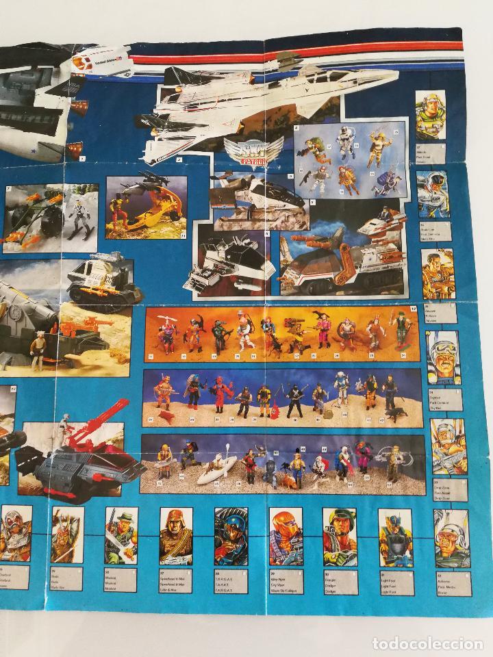 Figuras y Muñecos Gi Joe: ANTIGUO Y ORIGINAL CATÁLOGO GI JOE - Foto 4 - 85301712