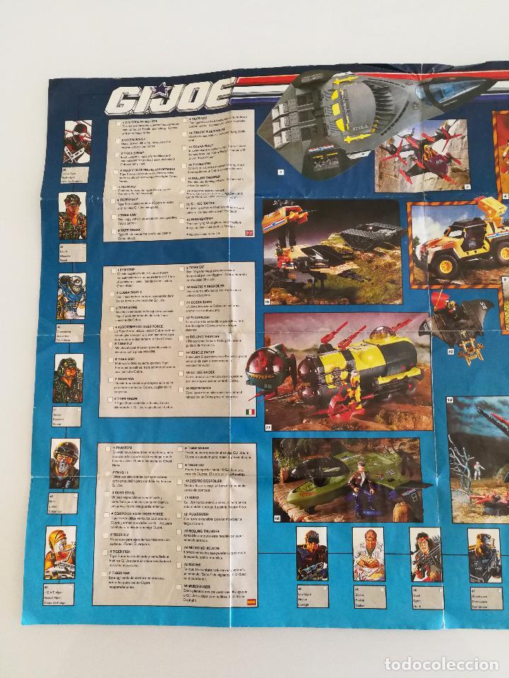 Figuras y Muñecos Gi Joe: ANTIGUO Y ORIGINAL CATÁLOGO GI JOE - Foto 5 - 85301712