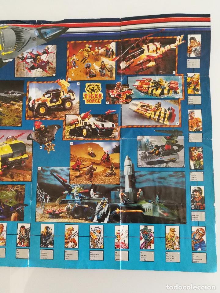 Figuras y Muñecos Gi Joe: ANTIGUO Y ORIGINAL CATÁLOGO GI JOE - Foto 6 - 85301712