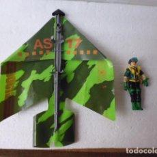 Figuras y Muñecos Gi Joe: GI JOE AIR COMMANDOS AS 17 -HASBRO 1990-SKYMATE (V1) -FIGURA EN BUEN ESTADO-RARO. Lote 92823965