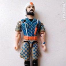 Figuras y Muñecos Gi Joe: ANTIGUA FIGURA BENGALA COLECCIÓN THE CORPS ÉPOCA GI JOE GIJOE G.I. JOE LANARD TOYS 1986. Lote 94132375