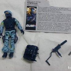 Figuras y Muñecos Gi Joe: GIJOE GI JOE ROMPEOLAS. Lote 113007612