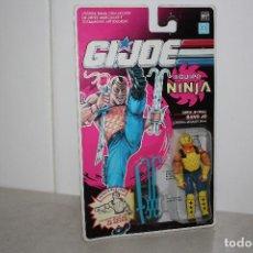 Figuras y Muñecos Gi Joe: ANTIGUO A ESTRENAR GIJOE BANG JO. Lote 96932895