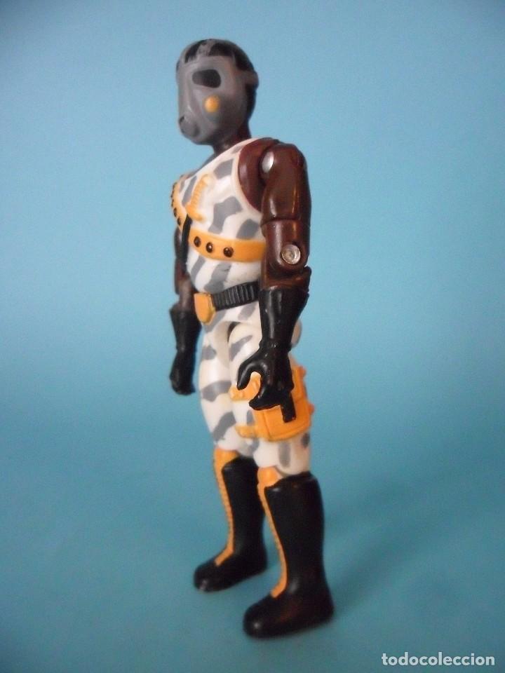 Figuras y Muñecos Gi Joe: GI JOE THE CORPS! GASMAN V3 LANARD 1990 - Foto 2 - 96998759