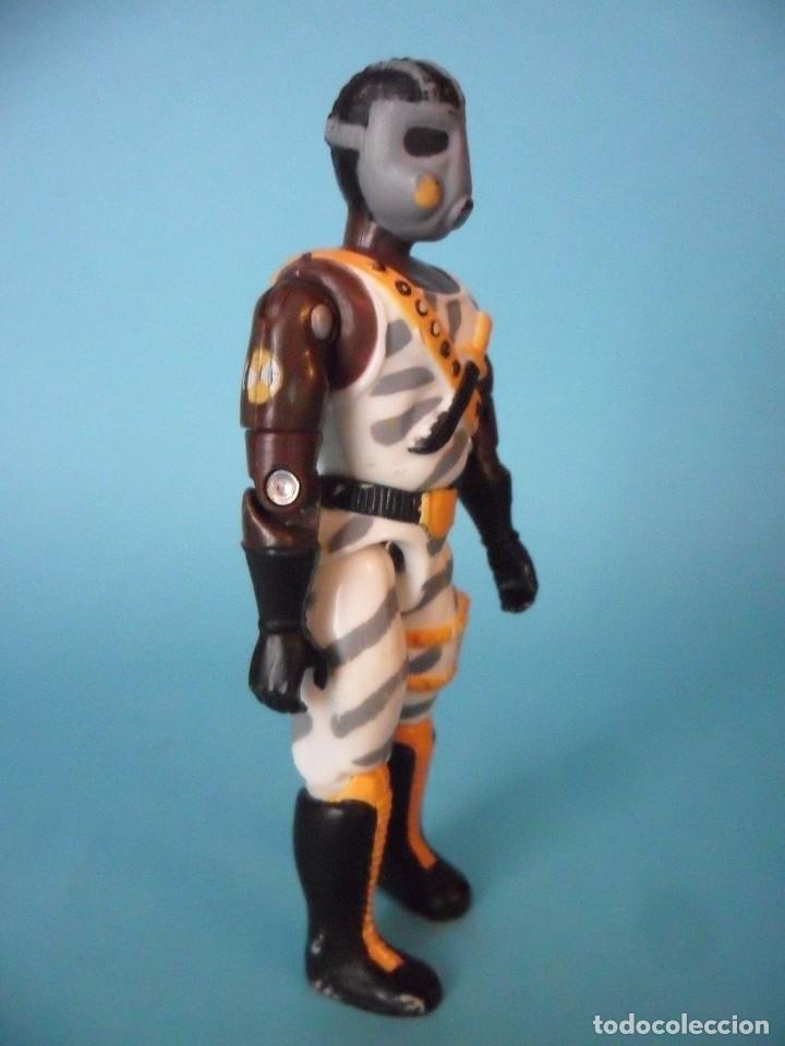 Figuras y Muñecos Gi Joe: GI JOE THE CORPS! GASMAN V3 LANARD 1990 - Foto 3 - 96998759