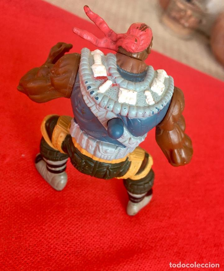 Figuras y Muñecos Gi Joe: Gi joe freight articulado 12 cm hasbro 1996 gijoe & cobra extrem - Foto 3 - 98346251