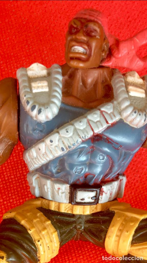 Figuras y Muñecos Gi Joe: Gi joe freight articulado 12 cm hasbro 1996 gijoe & cobra extrem - Foto 13 - 98346251