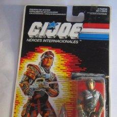 Figuras y Muñecos Gi Joe: GIJOE, GI JOE, BLOCKER, DE HASBRO, AÑO 1989, EN BLISTER. CC. Lote 98823527
