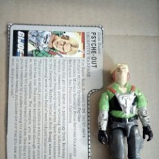 Figuras y Muñecos Gi Joe: GI JOE PSICHE-OUT V.1 DE 1987. Lote 103439796