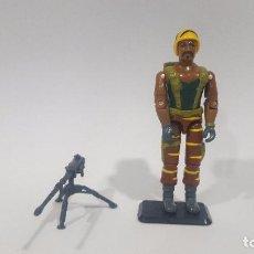 Figuras y Muñecos Gi Joe: FIGURA GI JOE - ROADBLOCK - 1988 TIGER FORCE - 100% COMPLETA. Lote 105489415