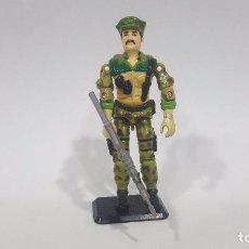 Figuras y Muñecos Gi Joe: FIGURA GI JOE - LEATHERNECK - 1986 - 100% COMPLETA. Lote 105506227