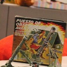 Figuras y Muñecos Gi Joe: GI JOE PUESTO DE OBSERVACIÓN AVANZADO. AÑOS 80. HASBRO. INFORMACIÓN Y FOTOS.. Lote 105691027