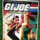Figuras y Muñecos Gi Joe: LOTE MASTERS BLISTER GIJOE GI JOE QUICK KICK PRECINTADO IMPECABLE AÑOS 80 ORIGINAL COBRA HEROES. Lote 160420793