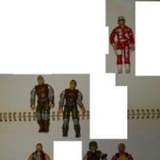 Figuras y Muñecos Gi Joe: LOTE E G.I. JOE GI JOE GIJOE 1986-1991 - 3 FIGURAS A ELEGIR. Lote 107583264