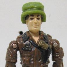 Figuras y Muñecos Gi Joe: FIGURA GIJOE GI JOE HAWK, HASBRO 1986. Lote 111272484