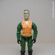 Figuras y Muñecos Gi Joe: GIJOE PARATROOPER GUILE (STREET FIGHTER) 1994 HASBRO. Lote 238794375