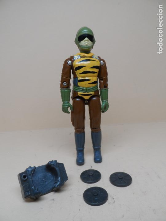 GIJOE TRIPWIRE V3 (CABLE) (TIGER FORCE) 1988 HASBRO (Juguetes - Figuras de Acción - GI Joe)