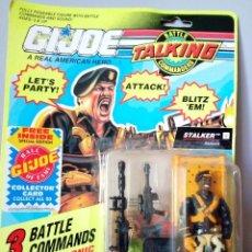 Figuras y Muñecos Gi Joe: GI JOE BLISTER STALKER V.3 DE 1992. TALLKING BATTLE COMMANDERS . Lote 111858719