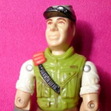 Figuras y Muñecos Gi Joe: FIGURA HASBRO GIJOE GI JOE CROSS COUNTRY H.A.V.O.C DRIVER 1986. Lote 111885843
