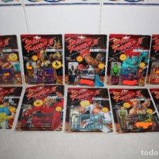 Figuras y Muñecos Gi Joe: ANTIGUO A ESTRENAR LOTE DE 10 GIJOE.. Lote 112106071