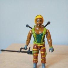 Figuras y Muñecos Gi Joe: GI JOE ROADBLOCK V.3 DE 1988. COMPLETA SIN FILECARD. TIGER FORCE. Lote 112657282