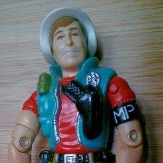 Figuras y Muñecos Gi Joe: FIGURA GIJOE GI JOE LAW & ORDER M.P. K 9. AÑO 1987. Lote 113825607