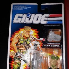 Figuras y Muñecos Gi Joe: FIGURA GIJOE ROCK & ROLL NUEVA GI JOE A ESTRENAR AÑO 1990 EN SU BLISTER INTACTO. Lote 114295159