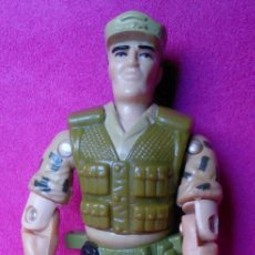 Figuras y Muñecos Gi Joe: FIGURA GIJOE GI JOE REPEATER V1 1999 STEADI CAM MACHINE GUNNER . Lote 114441419