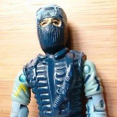 Figuras y Muñecos Gi Joe: FIGURA GIJOE GI JOE SHOCKWAVE SWAT SPECIALIST 1988. Lote 114448255