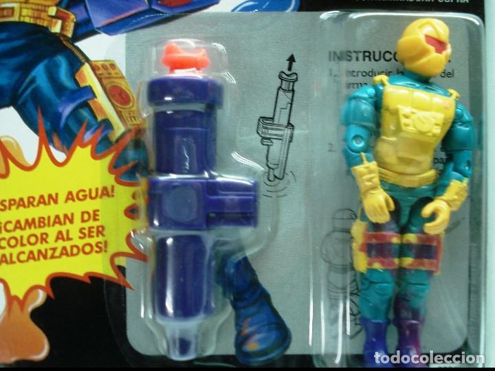 Figuras y Muñecos Gi Joe: GIJOE: LOTE 4 MUÑECOS : ARSÉNICO-RODIO-FALGASS Y COMMANDER. DIFÍCILES DE CONSEGUIR.. ¡NUEVOS!! - Foto 2 - 116911463