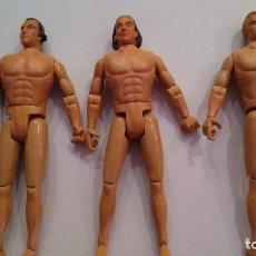 Figuras y Muñecos Gi Joe: MUÑECOS TAMAÑO GI JOE , GEYPERMAN Y ACTIONMAN. Lote 117914139